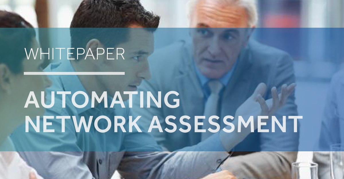 Automating Network Assessments
