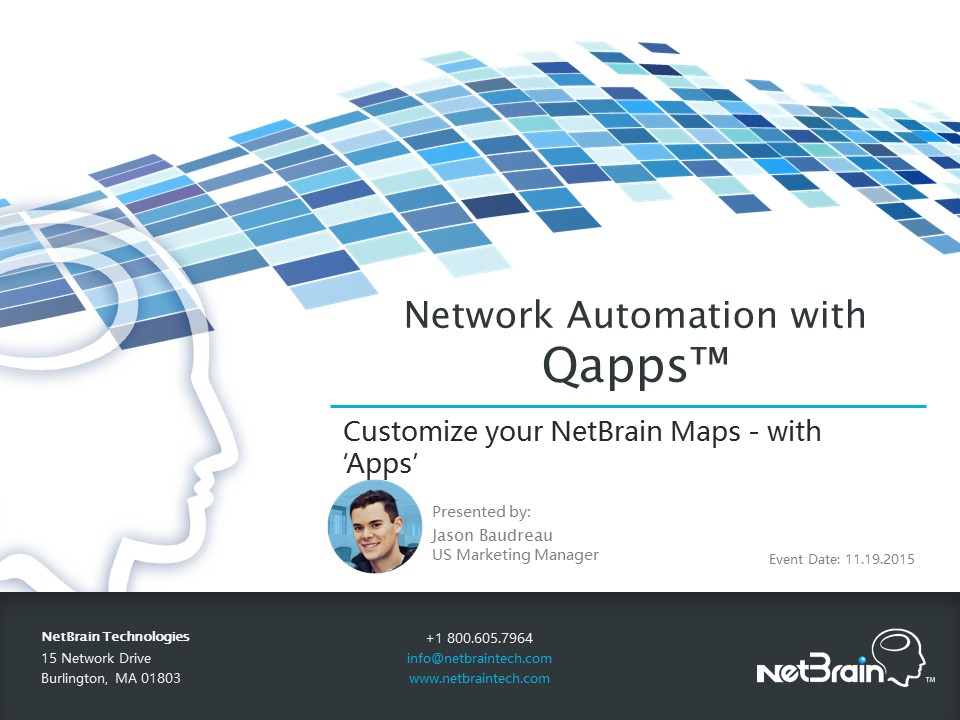 Network Automation With Qapps